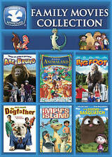 Dove Approved Family Movie Collection: 6 Films (DVD, 2014, 3-Disc Set)