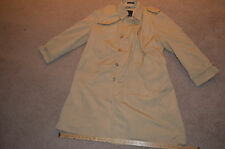 Classic Style  Misty Harbor Trench Coat Size 46 Long