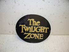 The Twilight Zone Metal Sign Very Cool Sign