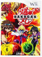 Bakugan: Battle Brawlers Nintendo Wii Spiel Manga Fantasy Battle 5030917075742