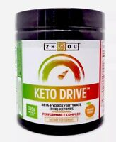 KETO DRIVE zhou Orange Mango Beta (BHB) Ketones 235g 8.29 Oz