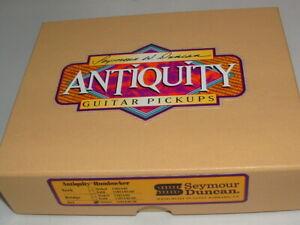 Seymour Duncan 11018-05-NC Antiquity Humbucker Set NICKEL  New with Warranty
