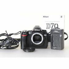 Nikon D70 Digitalkamera mit F-Bajonett - DSLR Kamera - Kamera - Gehäuse