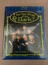 are you afraid of the dark complete series On Blu-ray