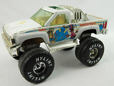 Vintage 1980's Nylint Pressed Steel Monster Truck Pretty Good Condition