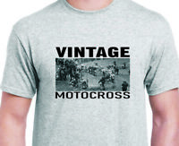 CZ Twinport 250 380 YZ CR MAICO TWINSHOCK Vintage Motocross Evo pre65 Shirt