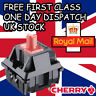 1 x NEW Cherry MX Silent Red Switches Replacement Tester Genuine Cherry UK Stock