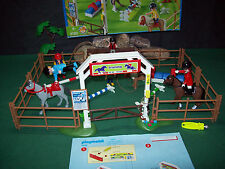 Playmobil Springplatz 4185-A/2007 mit Orig.-BA und OVP!