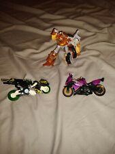 Hasbro Wreck Gar Transformers Motorcycles