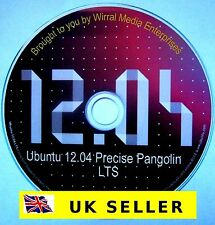 LINUX UBUNTU 12.04 LTS -ALTERNATIVE OPERATING SYSTEM to WINDOWS FOR LAPTOP OR PC