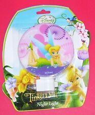 New Nightlight Disney Fairies Tinkerbell Night Light #3