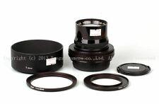 EX+ Fuji/Fujifilm/Fujinon 100mm f/2 Cine lens Modified Pentax 645 *Kinoptik*