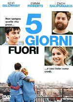 5 Giorni Fuori - DVD