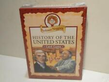 Professor Noggin's History of the United States Card Game Brand New Sealed