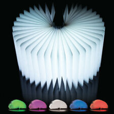 Book Light Mood Light Colour Changing Lamp