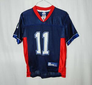 Drew Bledsoe Buffalo Bills NFL Football Jersey Size Youth Medium Boys Clothing