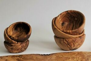 Cereal Bowls - Set of 6 handmade Serving Bowl for Home, MUM  Christmas Gift
