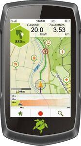 Teasi One 4 - Fahrrad- & Wandernavigation 3,5 Zoll Touchscreen Bluetooth USB