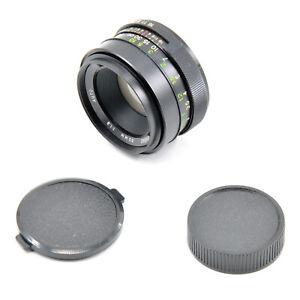 Vivitar Auto 50mm F1.9 Prime Portrait Lens For M42 Screwmount! Read!