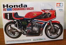 TAMIYA Classic Honda RS 1000 Endurance Racer 14014 Motorcycle Model Kit 1/12