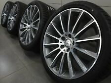 19 Pouces Roues D'Été Mercedes CLS Sl W218 R231 A2184011100 Jantes AMG