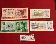 China Banknoten Lot kassenfrisch (8)