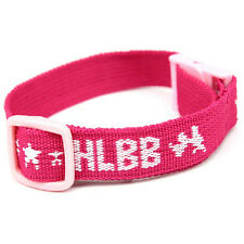 Pink Adjust Pet Dog Cat Kill Flea & Tick Pink Collar Tags For Small Pet Supplies