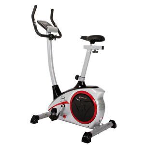 Ergometer AL 2 Silber / 1B Ware - Retourenrückläufer Hometrainer Fitnessbike