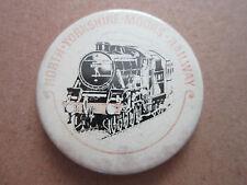 North Yorkshire Moors Railway Pin Badge