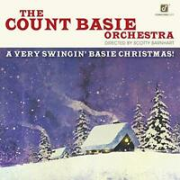 The Count Basie Orchestra - A Very Swingin' Basie Christmas! (NEW VINYL LP)