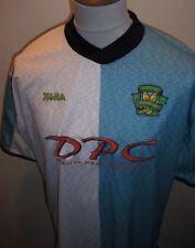 Norwich City (Inglaterra) Centenario lejos camiseta de fútbol.
