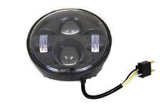 "5-3/4"" LED daylight headlamp for Harley / Custom"