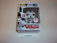AT- AT Driver Star Wars # 92  Walgreens  Exclusive Pop Vinyl Figure by Funko