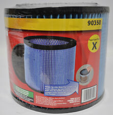 Shop Vac Ultra-Web Cartridge Filter Type X 90350
