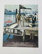 Rare 1967 Pier 11 Catalog - Vintage Scuba Diving - Surfing