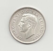 Canada Silver 1943 50 Cents-Lot A2