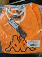 Kappa Pack of 5 Mesh Training Bibs Football Rugby Soccer 12 years Orange School