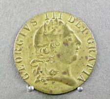 Great Britain. Token, Medal. 1790. Georgius III Dei Gratia. George III.