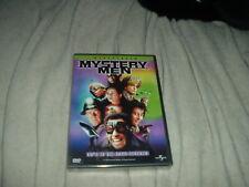 Mystery Men Dvd, 2000 Ben Stiller Hank Azaria William H Macy Brand New Sealed