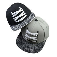 Fashion Women Men Unisex Street Adjustable Snapback Baseball HipHop Cap Hat MWUK