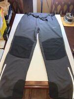 NEW 2XL Clothin Men's Fleece-Lined Soft Shell Winter Pants - Ski Snow Insulated