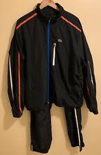 Lacoste Men's Sport Activities Multicolor Tracksuit Set,Size XXXL (8).