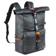 "K&F Concept Camera Backpack Waterproof Photography15"" Laptop for SLR/DSLR Camera"
