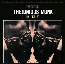 THELONIOUS MONK In Italy RIVERSIDE RECORDS Sealed Vinyl Record LP