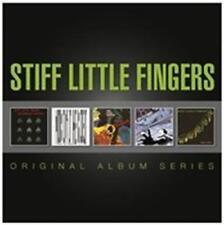 Stiff Little Fingers - Original Album Series NEW CD