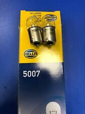 Hella Set Of 2 5007 Lamp Assembly Sidemarker Bulb
