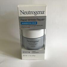 Neutrogena Rapid Wrinkle Repair Fragrance-free Regenerating Cream 1.7 oz.