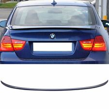 BMW Painted Le Mans Blue 381  E90 Saloon ABS BOOT LIP SPOILER M3 STYLE OME FIT
