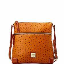 Dooney & Bourke Ostrich Crossbody Shoulder Bag