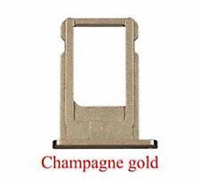 "Nano SIM Card Slot Tray Holder Replacement for Apple iPhone 6 PLUS 5.5"" (Gold)"